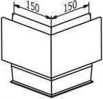 ANGLE 90° EXTERIEUR POUR TL-3011