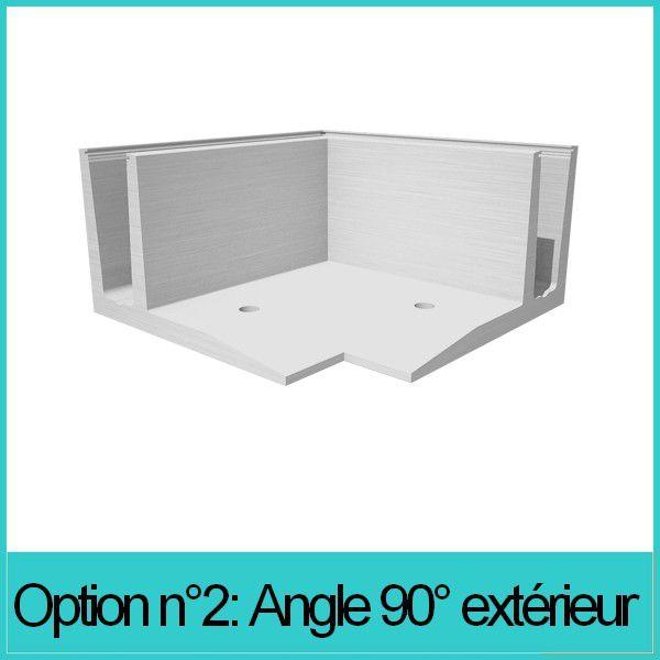 ANGLE 90° EXTERIEUR POUR TL-3030