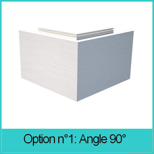 ANGLE 90° INTERIEUR/EXTERIEUR - TL-6030