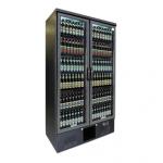 Armoire frigorifique 2 portes vitr�es 500L