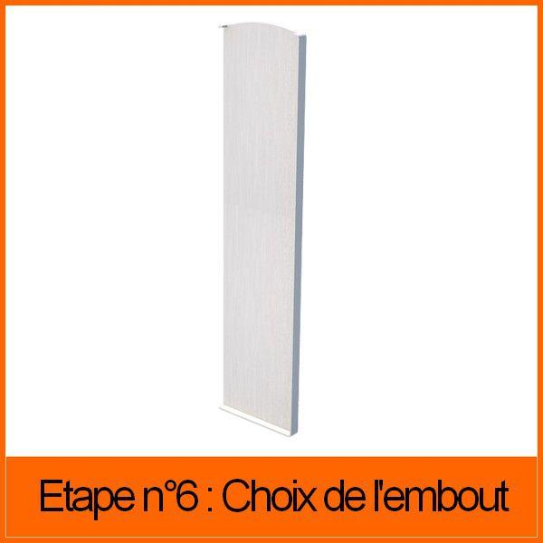 EMBOUT POUR PROFIL TL-3011