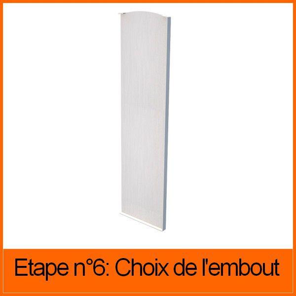 EMBOUT POUR PROFIL TL-3031