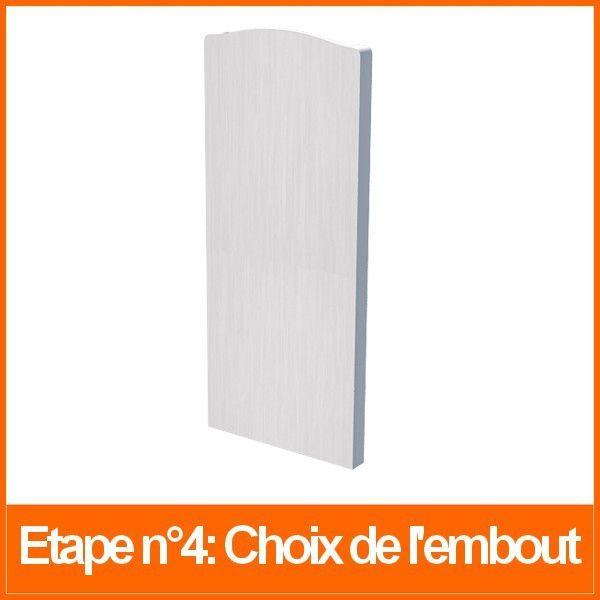 EMBOUT POUR PROFIL TL-6010