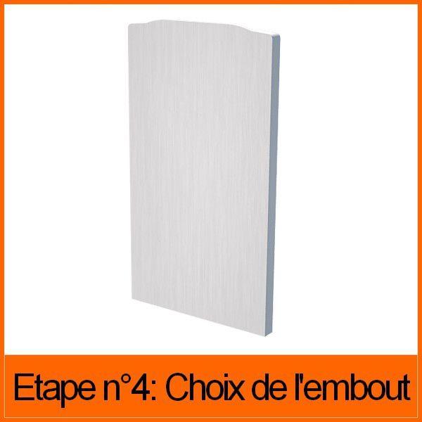 EMBOUT POUR PROFIL TL-6030