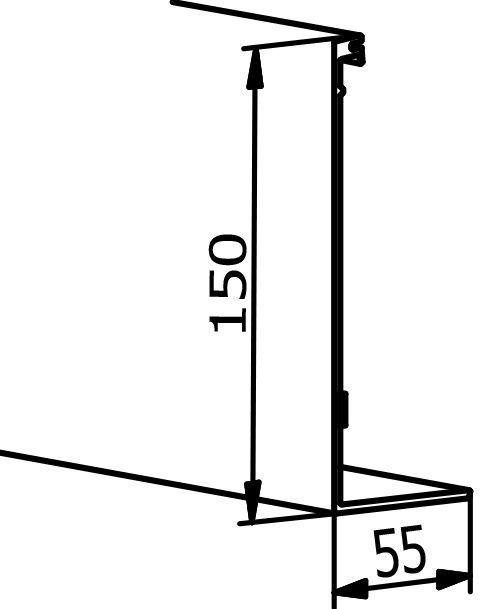 ENJOLIVEUR POUR PROFIL TL-6011