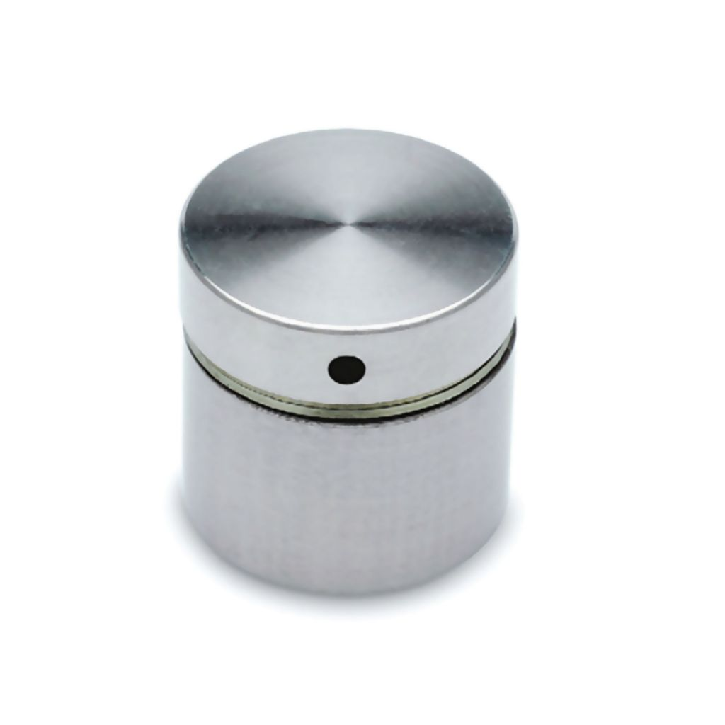 Entretoise Ø30 mm - déport de 19 à 102 mm - inox brossé