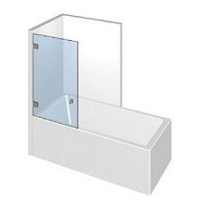 Kit porte de baignoire