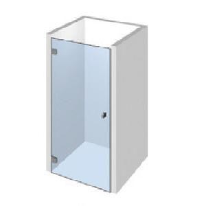 Kit porte de douche