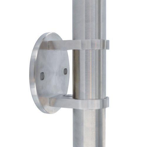 Kit poteau de balustrade modèle 83 - H 1200 mm