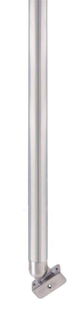 Kit poteau de balustrade modèle 86 - H 1200 mm