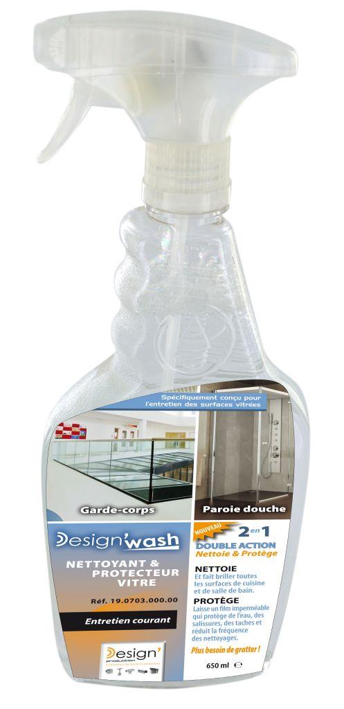 "Nettoyant verre \""Design wash\"" - 740 ml"