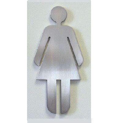 Pictogramme homme-femme-handicapé adhésif