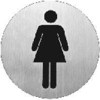 Pictogramme symbole Ø68 mm adhésif