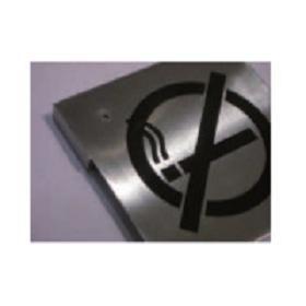 Pictogramme symbole sur entretoise
