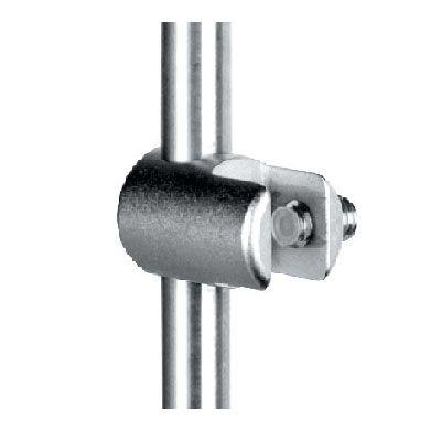 Pince verticale simple sur tige Ø10 mm