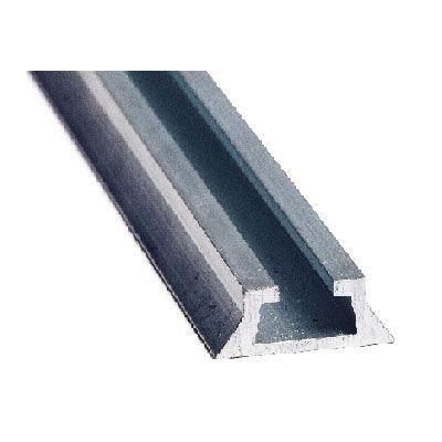 Rail aluminium montage en saillie