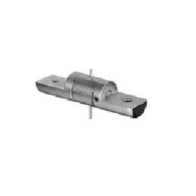 Support double orientable sur câble Ø1,5 mm