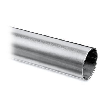 TUBE Ø25.4 x 1.27 mm  - INOX 304 BROSSE GR320