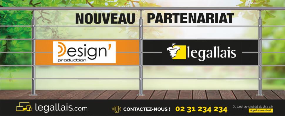 Partenariat Legallais