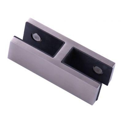 PINCE 180° MODELE 31 - VERRE EP 16.76mm à 19 mm - INOX 316