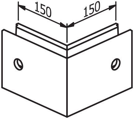 ANGLE 90° EXTERIEUR POUR TL-6011