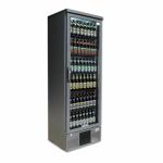 Armoire frigorifique 1 porte vitrée 300L
