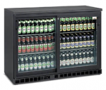 Armoire frigorifique 2 portes coulissantes 275L