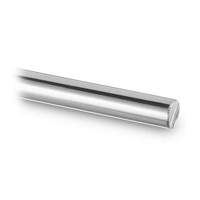 BARRE Ø10 mm - INOX 304 POLI BRILLANT à la coupe
