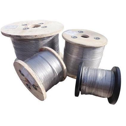 Câble inox Ø6 mm en bobine