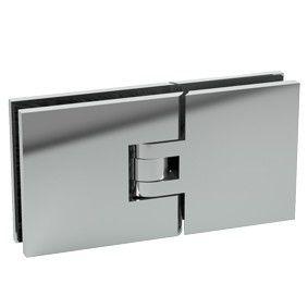 charni re de porte de douche verre verre 180 ouverture va et vient. Black Bedroom Furniture Sets. Home Design Ideas