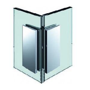 Connecteur d\'angle verre/verre 90°