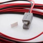 CONNECTEUR ELECTRIQUE IP40 POUR MAIN COURANTE LED Ø42.4 mm
