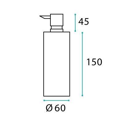 Distributeur de savon - Série FINE