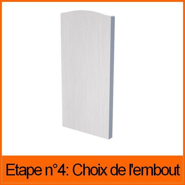EMBOUT POUR PROFIL TL-3010