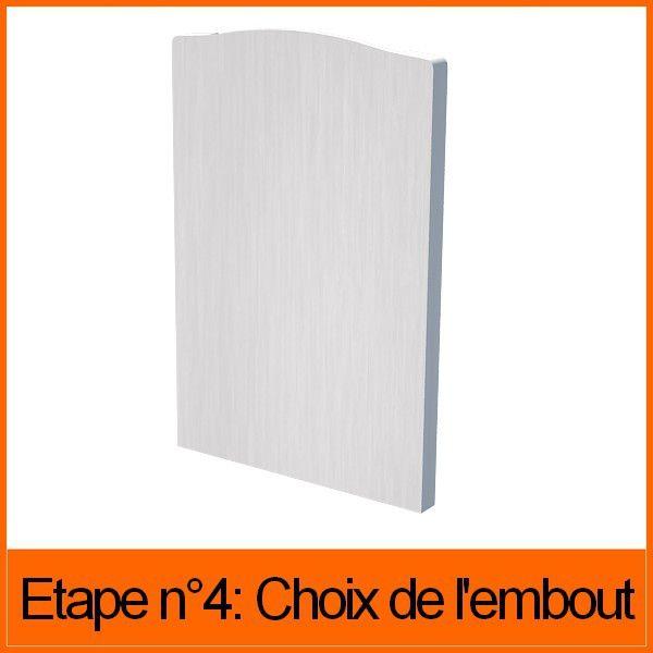 EMBOUT POUR PROFIL TL-3030