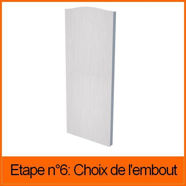 EMBOUT POUR PROFIL TL-6031
