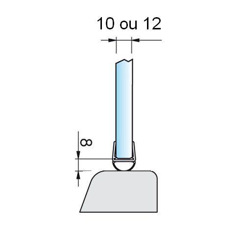 Joint d\'étanchéité - 201 cm