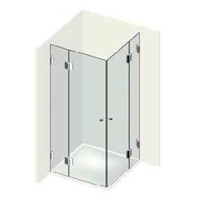 Porte Douche Dangle - Porte douche angle