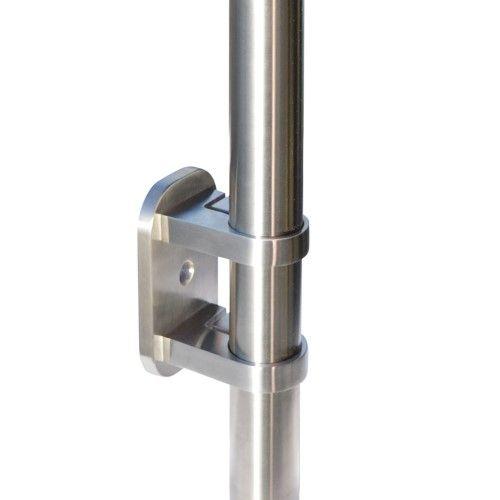 Kit poteau de balustrade modèle 84 - H 1200 mm