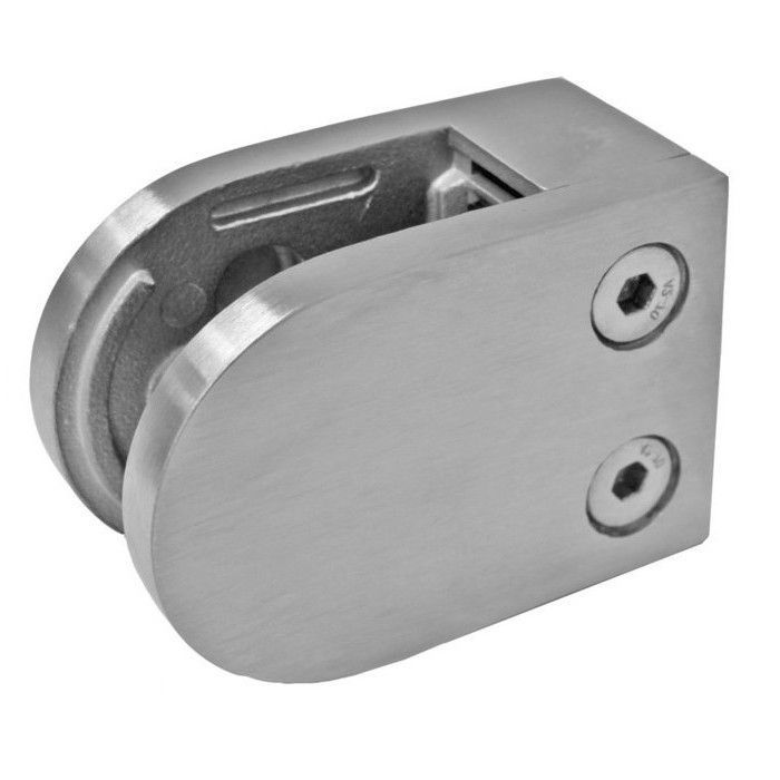 Pince à verre INOX - Modèle 12 - 45 x 63 mm - sans caoutchouc