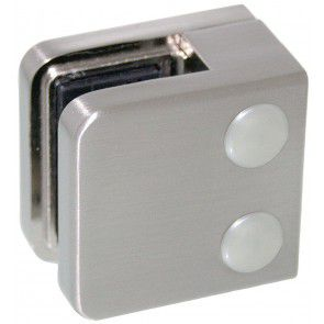 Pince à verre INOX 304 - Modèle 01 - 45 x 45 mm