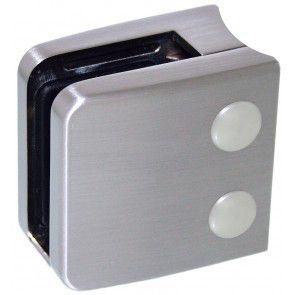 Pince à verre INOX 304 - Modèle 06 - 55 x 55 mm