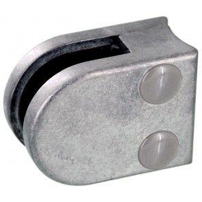 Pince à verre Zamac Brut - Modèle 00 - 40 x 50 mm