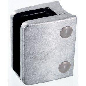 Pince à verre Zamac Brut - Modèle 04 - 70 x 55 mm