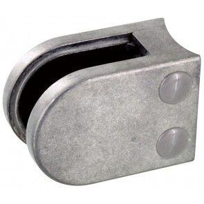 Pince à verre Zamac Brut - Modèle 05 - 45 x 63 mm