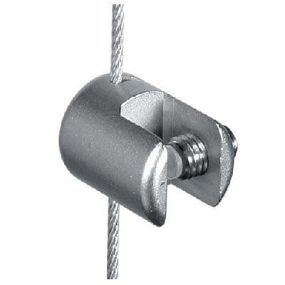 Pince verticale simple sur câble Ø1,5 mm