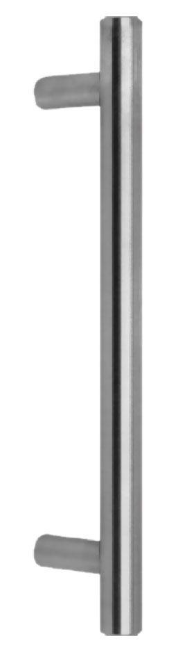 Poign e inox droite sur mesure pour meubles et tiroirs for Meuble inox sur mesure