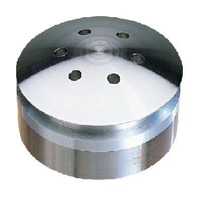 Point de fixation tête convexe Ø60 mm