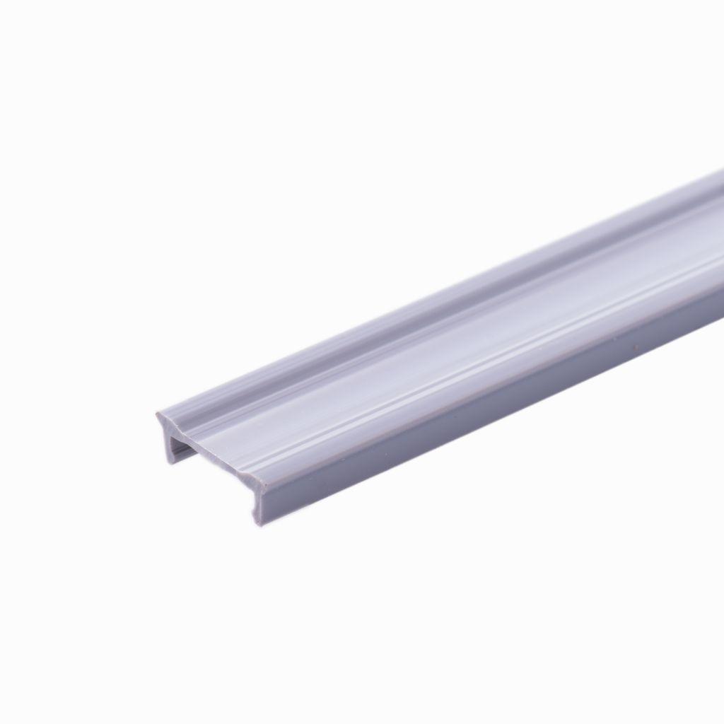 PROFIL DE RECOUVREMENT Lg 1500 mm POUR MAIN COURANTE LED Ø42.4 mm