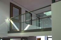 Profil de sol aluminium d'intérieur